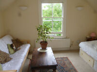 Beautiful flat in East Dulwich, available for SHORT LET Jan-April
