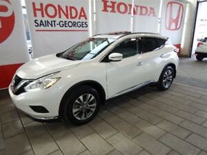 2017 Nissan Murano SV CUIR+TOIT PANORAMIQUE A VOIR !!!