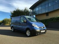 2012 BLUE VAUXHALL VIVARO 2.0 DCI 115 BHP 6 SPEED 101K MILES 09/2017 MOT LIKE TRAFIC AND PRIMASTAR