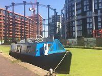 33ft Narrowboat for Sale