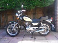 lexmoto vixen 125 125cc , fully serviced, long mot, low mileage