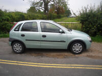 Vauxhall Corsa 1ltr