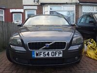 Volvo S40 2.5 T5 220 BHP for sale! Recent cambelt kit renewal!