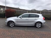 BMW 1 series 118d SE 2.0 excellent condition, perfect working order. 1 year MOT