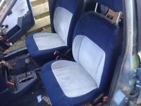 Escort Mk3 ghia interior