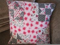 Sewing a Patchwork Cushion Workshop in Enfield