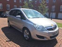 2008 Vauxhall Zafira 1.9 CDTi Automatic 7 Seats