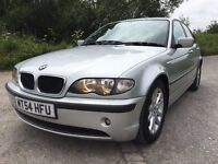 2004 EXCELLENT CONDITION THROUGHOUT BMW 318I ES,1.8CC,MOT 8 FEB 2018,LOTS OF HISTORY,LOVELY CAR