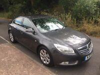 2011 Vauxhall Insignia 2.0 CDTI 160bhp Grey