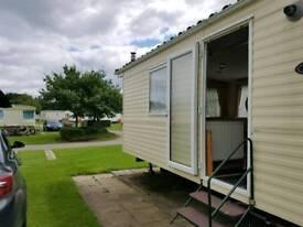 3 bed caravan Thorpe Park Cleethorpes