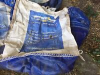 Bags x 8 for garden waste (tonne bags)