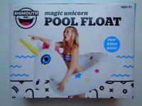 Magic Unicorn pool float