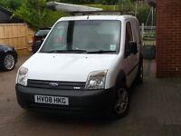 Plumbing & Heating van and stock £4750-00