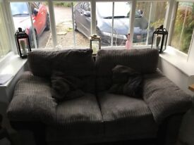 2 seater,3 seater and swivel armchair