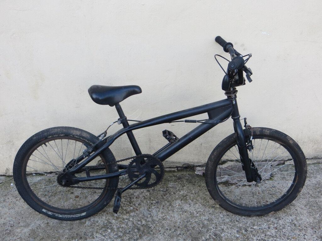 Black BMX Bike for Sale | in Potters Bar, Hertfordshire | Gumtree