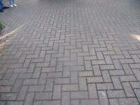 Brindle Block Paving (Approx. 80 square metres)
