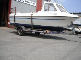 Predator 160 Fishing boat