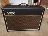 Vox AC15C1 - Tube amplifier/amp (Custom Vox)