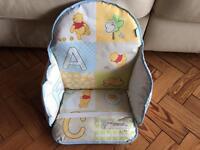 Winnie the Pooh High chair insert