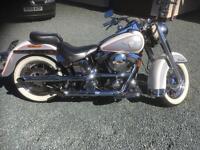 Harley Davidson 94 flstn Heritage Softail Special low miles