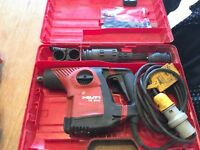 Sds Hammer drill Hilti te300 with discaller