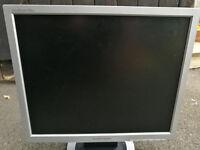 "Samsung monitor 19"""