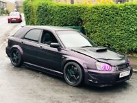 Subaru Impreza Wrx SL wagon, long mot. Px or swaps welcome.