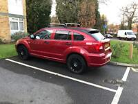 Left hand drive Dodge Caliber
