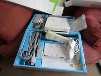 NINTENDO Wii CONSOLE inc. Wii SPORTS & Wii FIT BOARD Inc Wii FIT DISC
