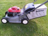 Honda hrb 476c lawn mower