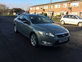 Ford Mondeo 2.0 TDCi, 99000 miles