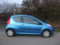 PEUGEOT 107 URBAN ** ONLY £20 A YEAR ROAD TAX **