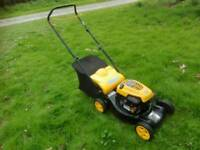 Briggs and Stratton Petrol Lawnmower Husqvarna Serviced