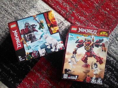 Lego Ninjago Bundle **70665**70671**
