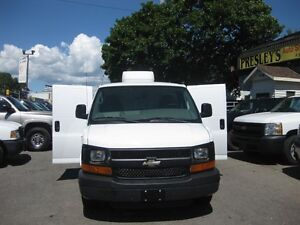 2008 Chevrolet Express 1500 Refrigerated and heated, double side