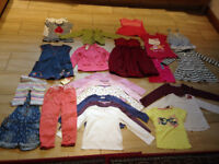 Big bundle of girl clothes 4-5 year