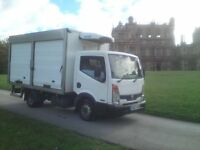NISSAN CABSTAR 2.5DCi, 35,13, PRO, REFRIGERATED ROLLER SHUTTER, TWIN WHEELER 2007 07-REG.. NO VAT!!