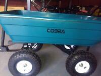 Cobra GCT200P GARDEN CART