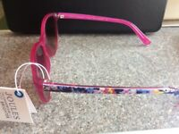 New with tags genuine joules designer sunglasses thankyou