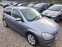 Vauxhall Corsa 1.8 i 16v SXi+ Hatchback 5dr Petrol Manual