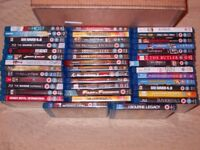 BLU-RAYS £1 EACH LOADS OF TITLES