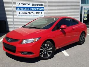 2013 Honda Civic Coupe Ex toit ouvrant mags bluetooth CLIMATISEU