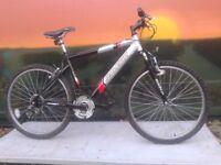 Raleigh Resonator Pro Hard Tail Aluminium Mountain Bike As New