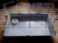 Ferplast 100 Indoor Rabbit/Guinea Pig Cage