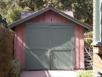 WANTED: Garage/barn/workshop with Electric, Enfield Area