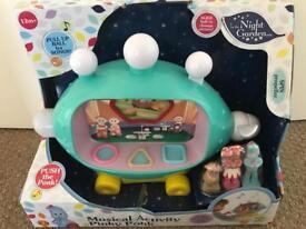 Brand new in the night garden toy