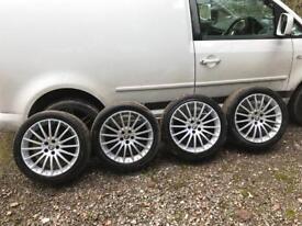 Alfa Romeo GT alloy wheels