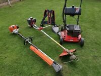 Grass & hedges cut and strimming from £10 East Kilbride & surrounding areas