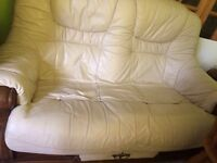 Rosewood sofas