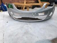 Vauxhall corsa d front bumper